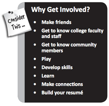 Why Get Involved?